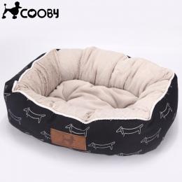 [COOBY] produkty dla zwierząt domowych dla szczeniąt domowych łóżko dla zwierząt pies łóżka dla dużych psów dom dla kotów legowi