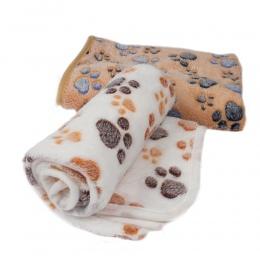 Kocyk dla zwierząt domowych kot pies sen ciepłe materac wysokiej jakości podwójne aksamitne ciepłe miękkie maty zimowe ciepłe ni