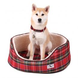 Hot sprzedaż moda zwierzęta łóżko dla szczeniąt bardzo miękkie łóżka dla psów nadaje się do wszystkich rozmiarów dla psa łóżko m