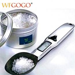 300g/0.1g przenośny LCD cyfrowa waga kuchenna łyżka z miarką Gram elektroniczna łyżka waga objętość waga do żywności nowy wysoki
