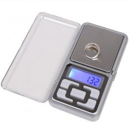 200g x 0.01g cyfrowa biżuteria złoty Herb równowagi waga Gram LCD o wysokiej dokładności Mini kieszonkowy skala waga elektronicz