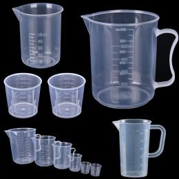 20 ml/30 ml/50 ml/300 ml/500 ml/1000 ml, jasne, z podziałką z tworzywa sztucznego miarka do pieczenia zlewki płynny środek JugCu