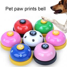 Dzwonek dla zwierząt domowych dostaw trener dzwony hurtownie szkolenia kot zabawki dla psów psów szkolenia E2S