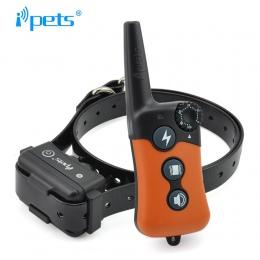 IPets 619S-1 800 m obroża dla psa, obroża zwierzęta domowe są pilot zdalnego sterowania dla wszystkich rozmiarów wstrząsy wibrac
