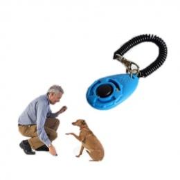 Psy clicker do szkolenia uniwersalny trener zwierząt domowych brelok do kluczy zwierząt domowych szkolenia narzędzia wielu-dostę
