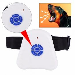 """Wodoodporna pies przestać szczekać Anti Barking Repeller kontroli trener przyrząd treningowy, proszę kliknąć na przycisk """" Click"""