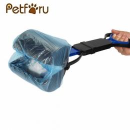 Petforu 5 rolek na świeżym powietrzu na śmieci dla zwierząt domowych torba przenośne Puppy psie gówno ze względu na niepokój pow