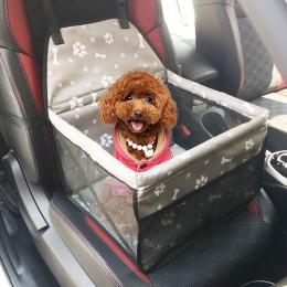 Pet Dog Carrier Pad wodoodporna siedzenie dla psa torba kosz produktów dla zwierząt domowych, bezpiecznego przenoszenia dom kot