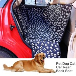 Oryginalny zwierzęta pies kot cofania samochodu przewoźnik siedzibą pokrywa przenośna mata dla psa koc pokrywa mata hamak podusz