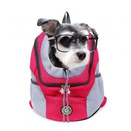 Venxuis nowy Out podwójne ramię torba przenośna podróży plecak na zewnątrz dla zwierząt domowych torba do noszenia psa Pet torba
