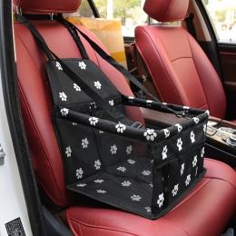 Urijk Oxford wodoodporny zwierzę pies przewoźnicy Pad bezpieczne przenoszenia dom składany kot Puppy torba pies samochodów Seat