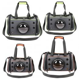 Zwierzęta domowe są torba do noszenia psa przestrzeni kapsułki kształt oddychająca torebka Puppy na zewnątrz podróży torba na ra