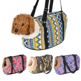 Klasyczne do przewozu zwierząt dla małych psów Cozy miękkie Puppy kot pies torby plecak na zewnątrz podróży dla zwierząt domowyc