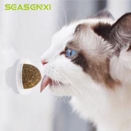 Naturalna kocimiętka zabawki dla kotów szalony zdrowy kot zabawki dla kotka jadalne leczenia do czyszczenia zębów kota Pet Suppl