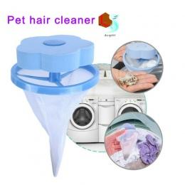 2019 najpopularniejsze pływające futro Catcher wielokrotnego użytku do włosów narzędzie do usuwania do pralki kot pies narzędzie