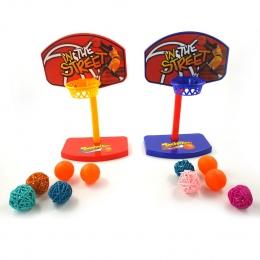 Śmieszne mini koszykówka Hoop koszykówka strzelać zabawki dla papugi inteligencji Puzzle rozwojowe Puzzle gry zabawki do żucia p