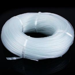Wysokiej jakości 4*6mm miękkiego silikonu pompa tlenu wąż do kamień napowietrzający profesjonalnego ryby akwariowe zbiornik na w