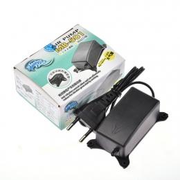 2 W cicha zwiększenie tlenu pompa do akwarium pompa tlenu akwarium pompa powietrza tlenu z wtyczką ue