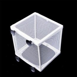 Hodowla ryb netto wiszące wylęgarni ryb pudełko izolacyjne do akwarium akcesoria