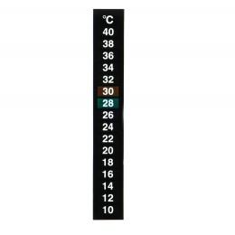 1 sztuk cyfrowy akwarium akwarium termometr temperatura naklejki podwójna skala