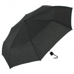 Plum wiatroszczelna parasol podróżny instrukcja otwarta wodoodporna trzy składane trzonek metalowy tkaniny Pongee kompaktowy kob