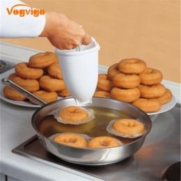 VOGVIGO do produkcji pączków narzędzie Diy do produkcji pączków artefakt kreatywny narzędzia do pieczenia kuchenne deser gadżet