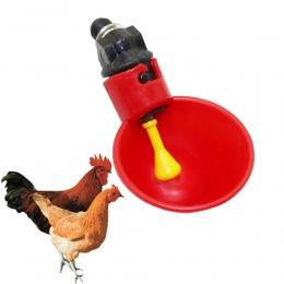10 sztuk drobiu wody kubki do picia automatyczne przepiórki kurczaka do picia z tworzywa sztucznego kurczaka drób pijący kubki s