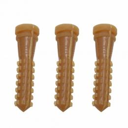 50 sztuk 9.5 cm maszyna do skubania drobiu maszyna do usuwania włosów klej w sztyfcie z kurczaka Plucker materiał ścięgna wołowi
