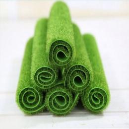 Mayitr mata z trawy zielone sztuczne trawniki dywany Turf fałszywe Sod Home Garden Moss na piętrze domu dekoracje ślubne