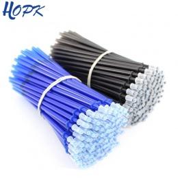 20 sztuk/zestaw 0.38mm wymazywalnej długopis wkład do podpis biurowy długopis żelowy kasowalna długopis niebieski/czarny/czerwon