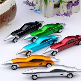 1 sztuk Funny nowość wyścigi samochodowe projekt Długopisy przenośny kreatywny długopis jakości dla dziecka zabawki dla dzieci b