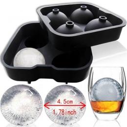 SOLEDI whisky kostki lodu Ball Maker forma cegły okrągły pasek akcesoria wysokiej jakości losowy kolor lodu formy narzędzia kuch