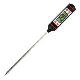 Termometr do mięs miernik temperatury wskaźnik narzędzie kuchnia cyfrowy gotowanie żywności sondy elektroniczne narzędzia do got