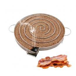 Generator zimnego dymu do grillowania Grill lub palacz kurz z drewna ciepłej i zimnej palenia mięso z łososia spalić gotowanie z