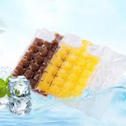 DIY narzędzie do picia do wytwarzania lodu torby 10 sztuk/paczka taca na kostki lodu formy jednorazowe przenośne forma lodowa sa