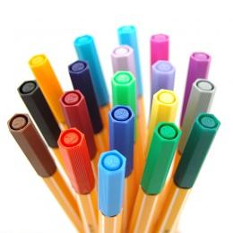 Stabilo Marker długopis 0.4mm cienka z tworzywa sztucznego s linia hak długopis akwarela szkic do malowania rysunek szkolne arty