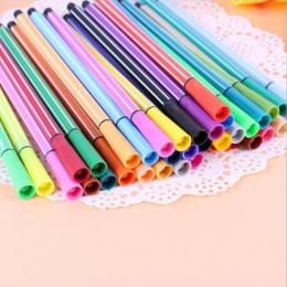 Dzieci malowanie 36/24/18/12 nietoksyczny kolor zmywalny akwarela Pen Mark malowanie dzieci dostaw sztuki