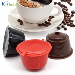 1 Pc profesjonalne wielokrotnego użytku filtr do kawy 4X5.4 cm 12g słodki smak kapsuła do kawy wielokrotnego użytku z tworzywa s