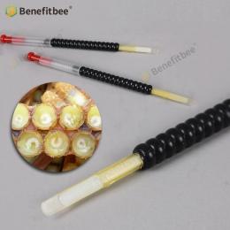 Benefitbee narzędzie pszczelarskie ruch igły pszczoła larwa królowej pszczół sprzęt do przenoszenia pszczoła jaj igły narzędzie