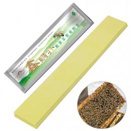 20 sztuk/paczka 20 fluwalinat paski Anti Insect Pest Controller natychmiastowy roztocza zabójca Miticide Bee Medicine roztocza t