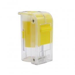 Jedną ręką królowa Bee Catcher Marker butelka pszczelarz narzędzie sprzęt pszczelarski z tworzywa sztucznego tłok Marker butelka