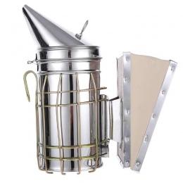 Pszczelarstwo palacz ze stali nierdzewnej instrukcja nadajnik dymu pszczół zestaw narzędzie pszczelarskie pszczelarskie narzędzi
