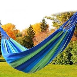 Podróży Camping wiszące hamak silne odkryty piknik ogród hamak powiesić łóżko huśtawka płótno pasek powiesić łóżko pufa relaksac