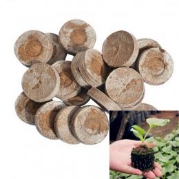 10 pakowane przedszkole składników odżywczych bloki torfu bloki bogate w magiczne gleby, łatwy do spakowania i użytkowania do og