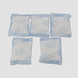 5 sztuk/partia 20g pakiety żel krzemionkowy Absorber wilgoci nietoksyczny wielokrotnego użytku żel krzemionkowy pakiety chłonne