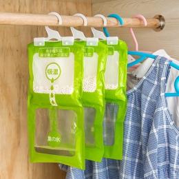 Szafa chłonne torba użytku rodzinnego wiszące środek suszący osuszacze torby akcesoria do pokoju do suszenia artykułów gospodars