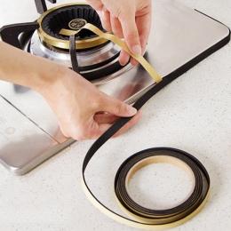 Najwyższej jakości 1 rolka taśma uszczelniająca na ścianę do kuchni i łazienki wodoodporna pleśni dowód Prectical gospodarstwa d