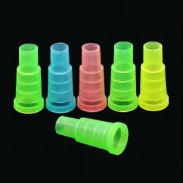 50 sztuk kolorowe jednorazowe ustniki dla Shisha, fajki wodne, fajka rury wodnej, Sheesha, Chicha, narguile wąż wąż porady akces