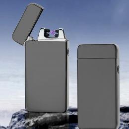 Klasyczne Inovation podwójne arc zapalniczki wiatroszczelna zapalniczka zapalniczki samochodowej USB palenia zapalniczka elektry