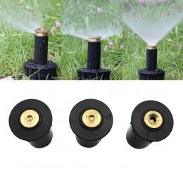 """90-360 stopni Pop up zraszacze plastikowy trawnik podlewania kropidło szef regulowany dysza natryskowa do ogrodu 1/2 """"z gwintem"""